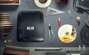 Install your XpressTint Thermal Label Printer