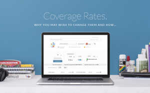 Change your default coverage rates in the XpressTint Calculator